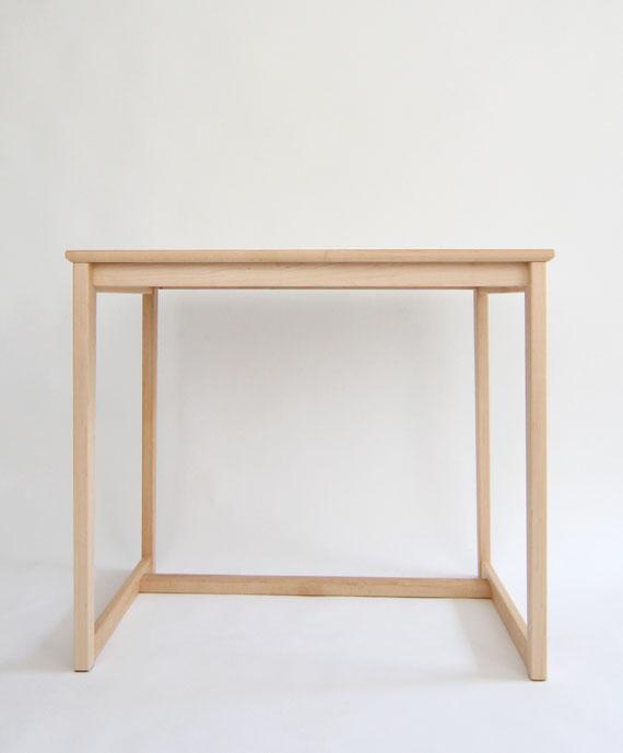 メープルテーブル2